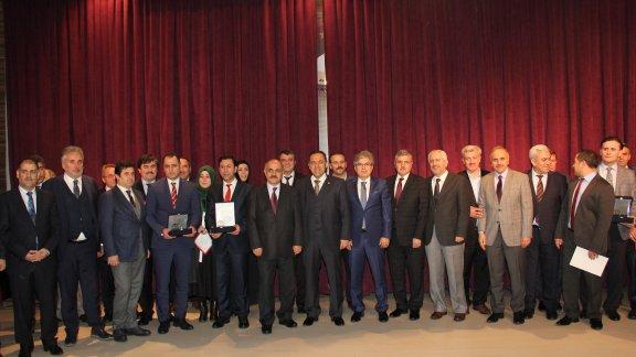 Öncü İmam Hatip Okulları Ödül Töreni Yapıldı