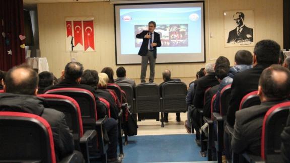 İl Müdürümüz Yelkenci Arnavutköy Sultangazi ve Gaziosmanpaşa İlçelerindeki Okul Müdürleriyle