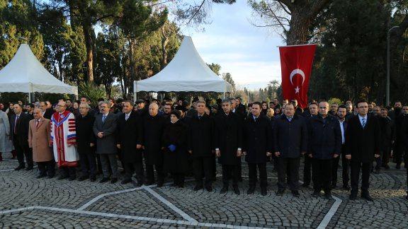Mehmet Akif Ersoy´un Vefatının 81. Yıl Dönümü