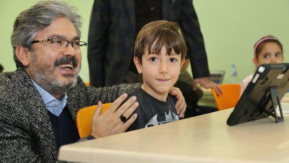 İstanbul'da BİLSEM ( Bilim Sanat Merkezleri ) Grup Tarama Uygulamaları Başladı