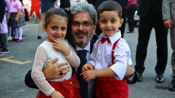 Müdürümüz Ömer Faruk YELKENCİ'nin Yarıyıl Tatili Mesajı