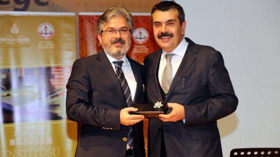 """""""İstanbul Öğretmen Akademileri ve Öğretmen Atölyeleri""""nin  I. Dönem Kapanış Programı"""