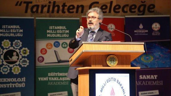 İstanbul Öğretmen Akademileri ve Atölyeleri 2017-2018 Eğitim Öğretim Yılı  II. Dönem İlk Dersi