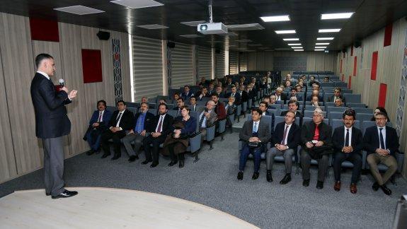 İstanbul Millî Eğitim Müdürlüğü Bağımlılıkla Mücadele ve İstismar Semineri