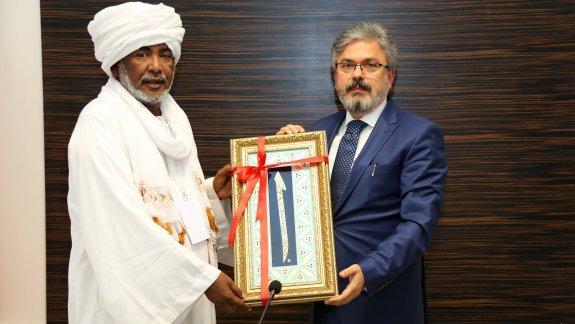 Sudan İl Müdürleri ve Meslek Birliği Yöneticilerinden İstanbul Mill� Eğitim